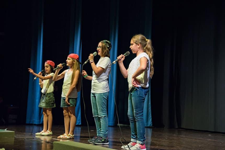 Corso canto young
