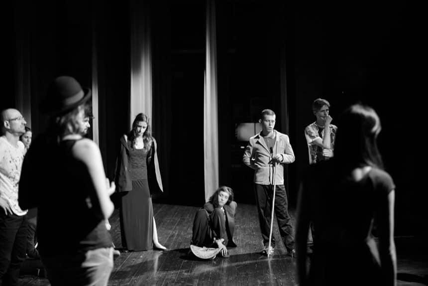 Corso di teatro adulti principianti